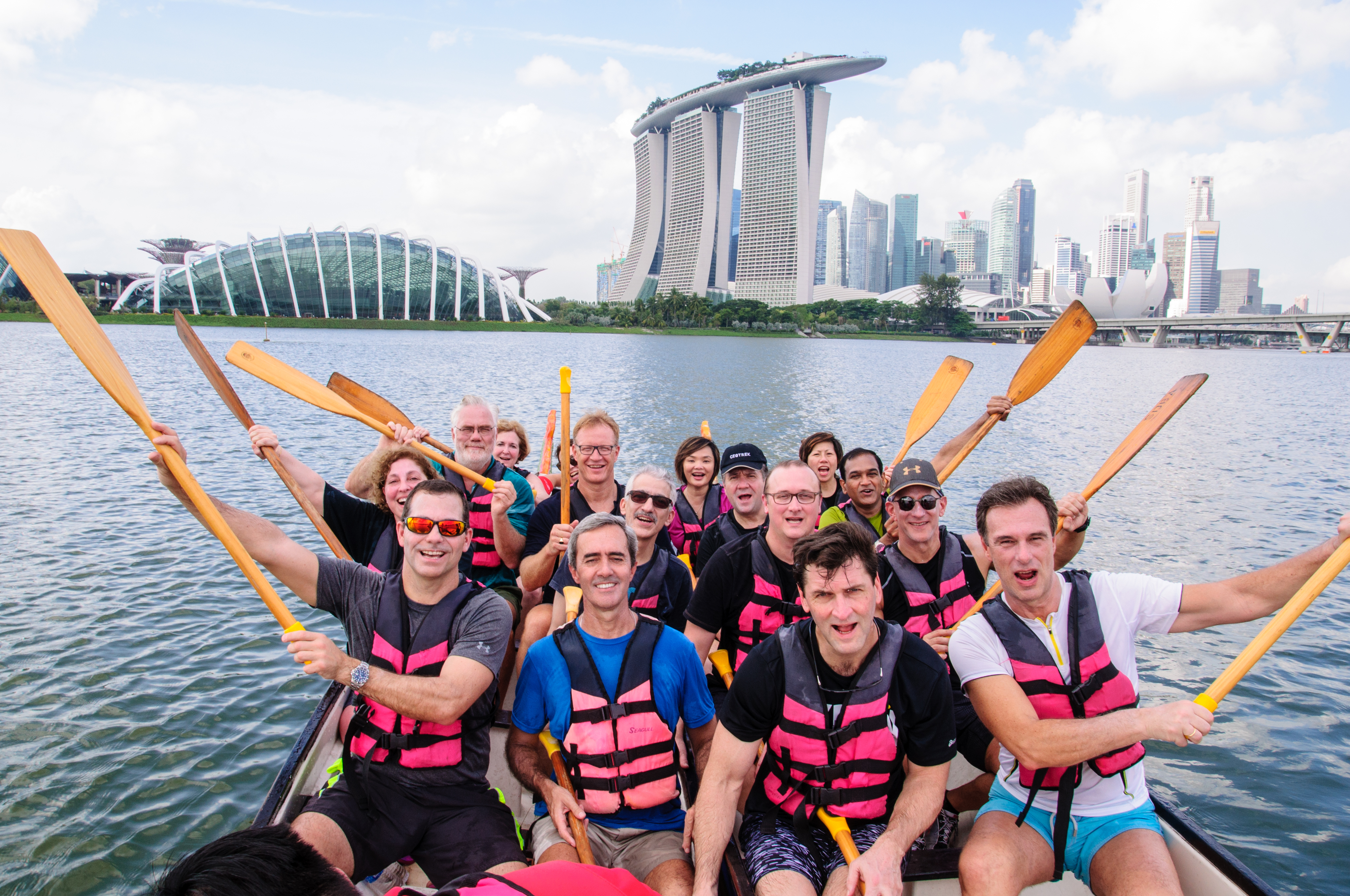 Team Building Activities Singapore, Team Bonding Activities